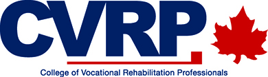 College of Vocational Rehabilitation Professionals � Canada (CVRP)